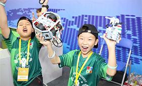 怎么学习机器人18luck新利app,可以参加哪些比赛?